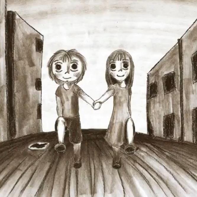 Поклонница нарисовала мультипликационный клип для группы Алиса