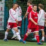 Тимур Валеев сыграл в футбол на Кубке НАШЕго радио