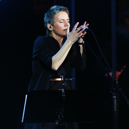 Группа Сурганова и оркестр отметила 10-летие в Кремле