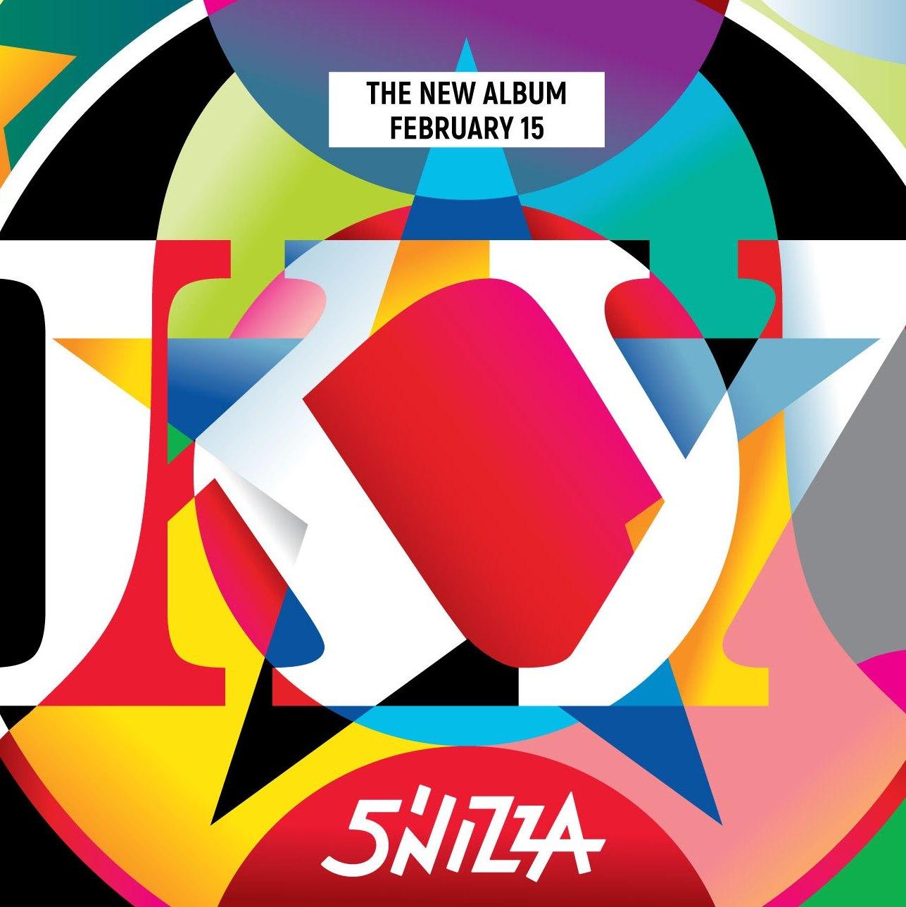 Открыт предзаказ нового альбома группы 5'nizza
