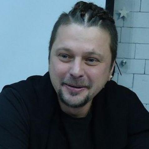 Илья Чёрт снялся в космическом клипе