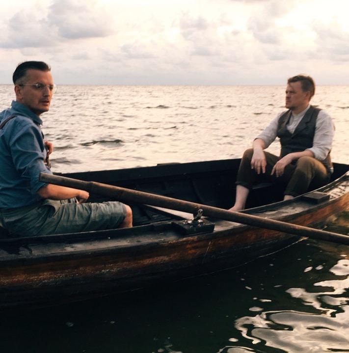 Сети сняли в Эстонии клип на песню из 90-х