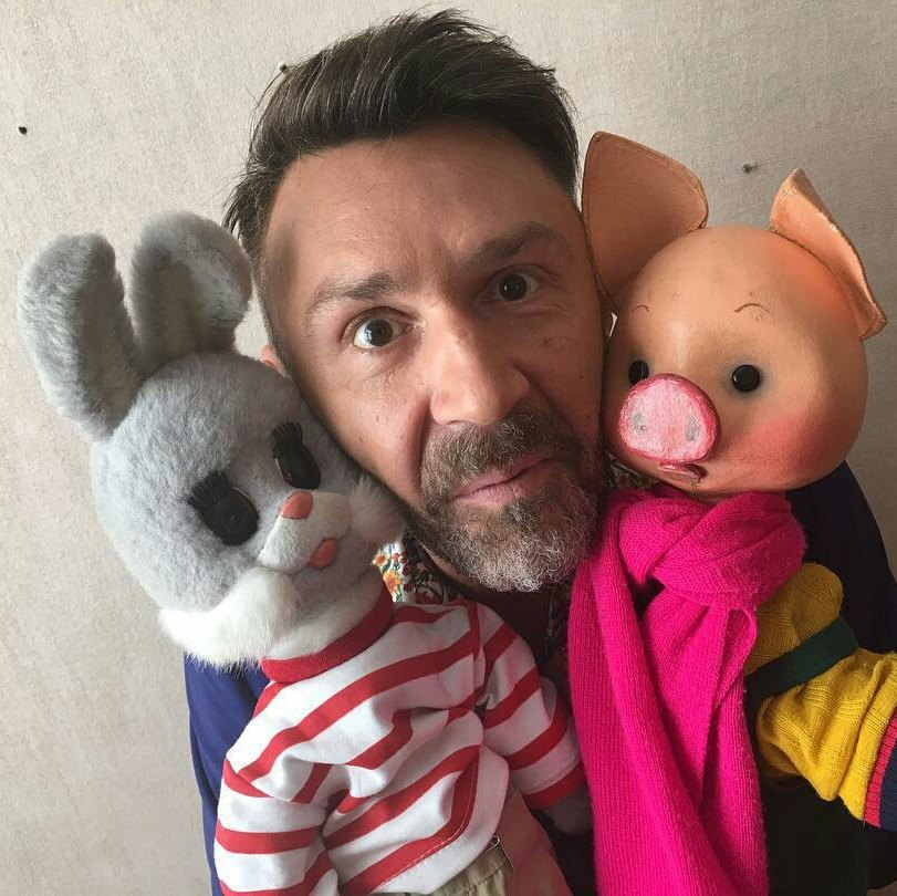 Сергей Шнуров написал песню для знаменитой детской передачи