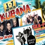 Первые участники юбилейного фестиваля KUBANA - Guano Apes, SKA-P и Die Arzte
