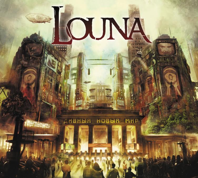 Louna показала обложку нового альбома