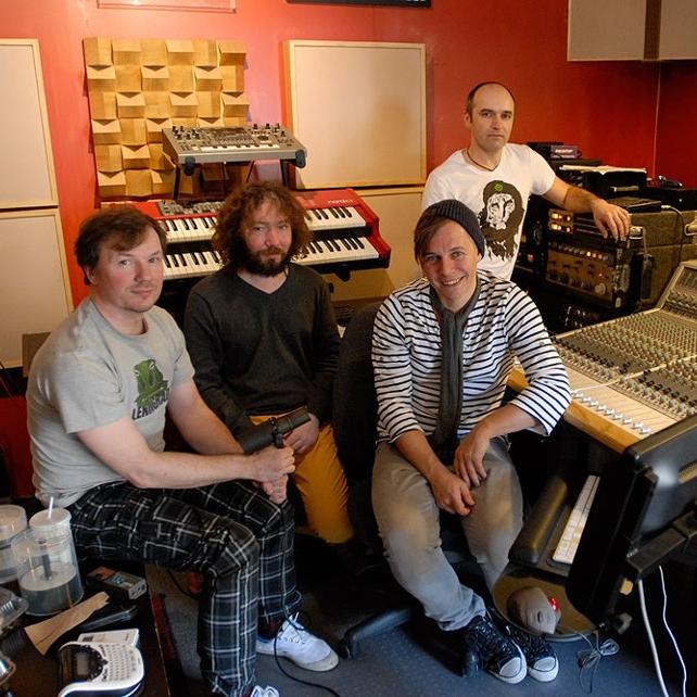 Мумий Тролль записал второй англоязычный альбом