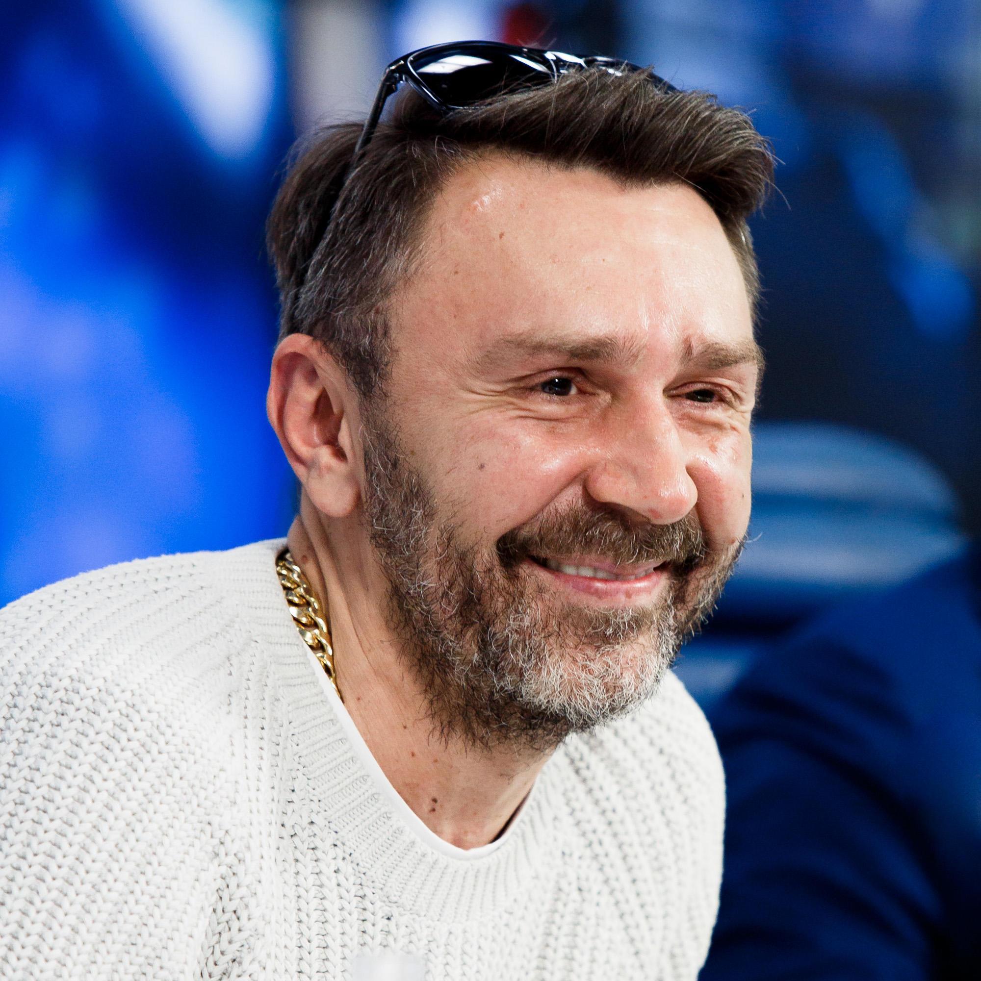 Сергей Шнуров вступил в политическую партию