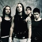"Bullet For My Valentine (UK) в клубе ""Б1 Maximum"", 12 июля 2010"