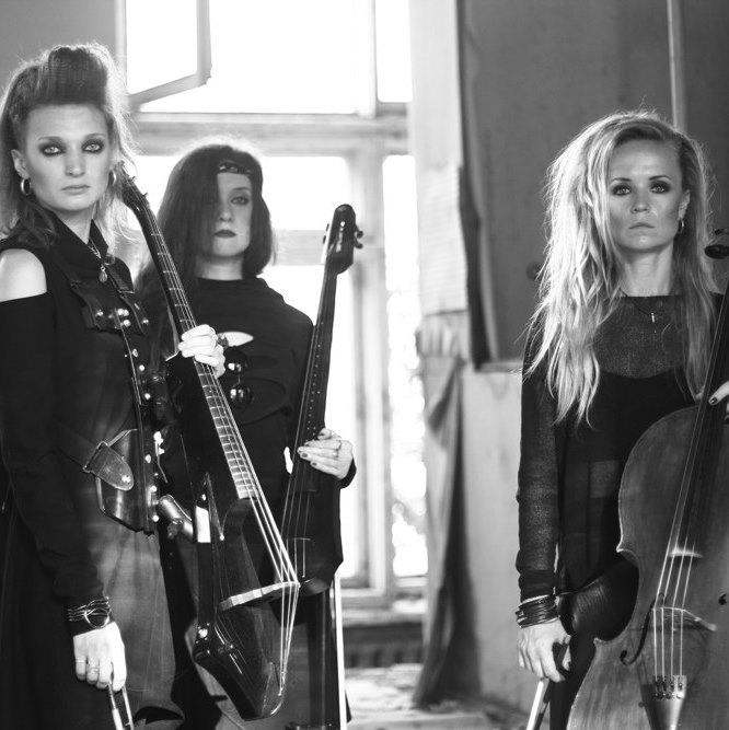 Vespercellos сыграли на виолончелях Король и Шут
