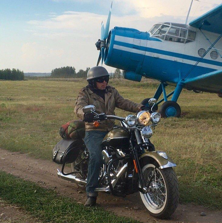 Гарик Сукачёв просит помощи у мотоциклистов