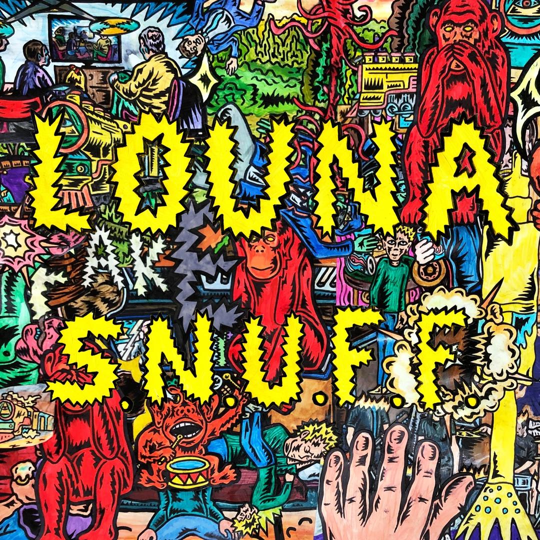 Новый клип Louna: симбиоз современной рок-музыки и современного изобразительного искусства