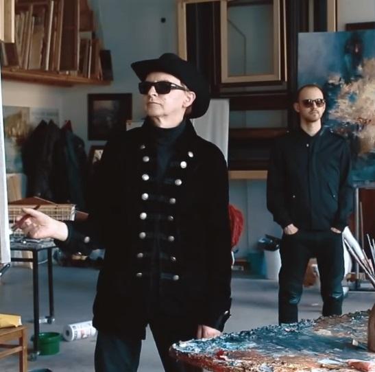 Музыканты Пикника снялись в клипе Татьяны Булановой