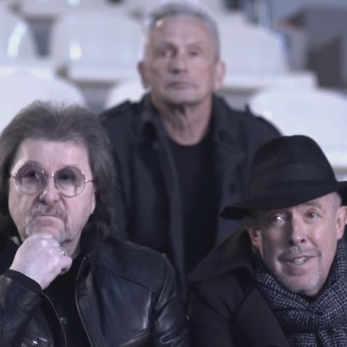 Машина Времени сняла второй клип на новую песню