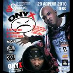 20 апреля - ONYX (USA) в клубе «Зал Ожидания»