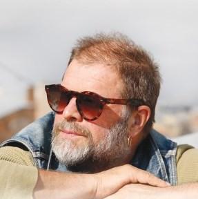"""Борис Гребенщиков показал в Москве """"Аквариум 4.0"""""""