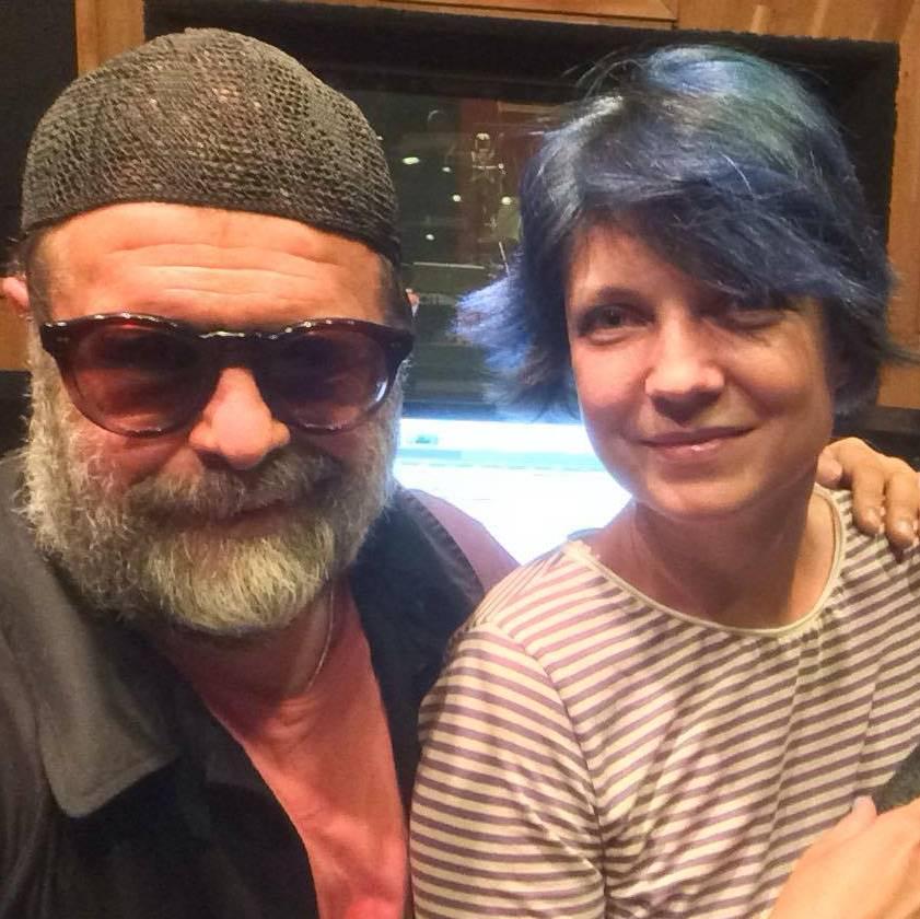 Борис Гребенщиков споёт на новом альбоме Мельницы