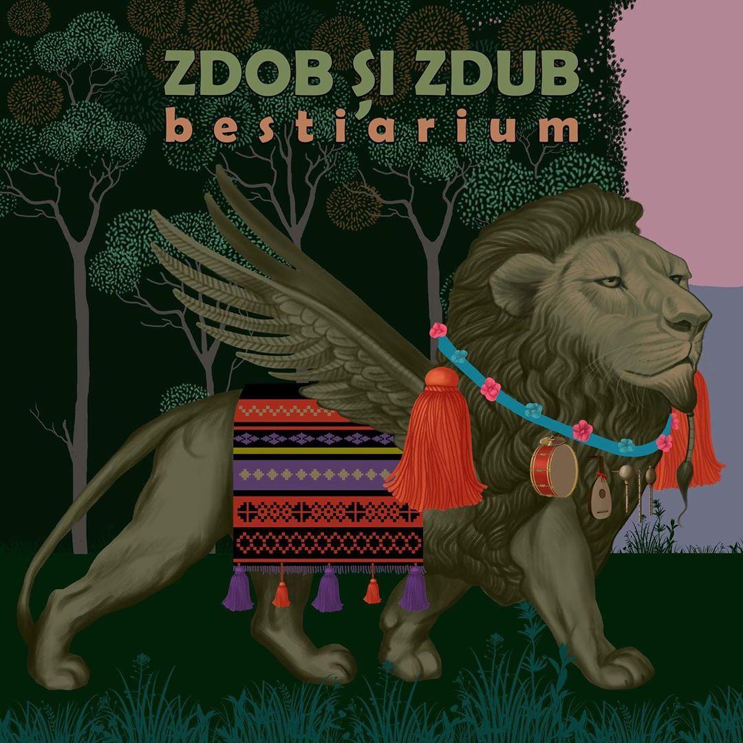 Zdob si Zdub выпустили альбом о связи человека с природой