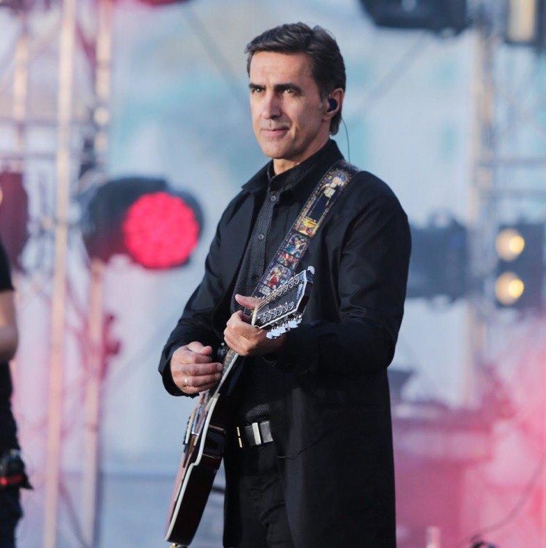 Вячеслав Бутусов перезаписывает хиты Наутилуса с новыми музыкантами