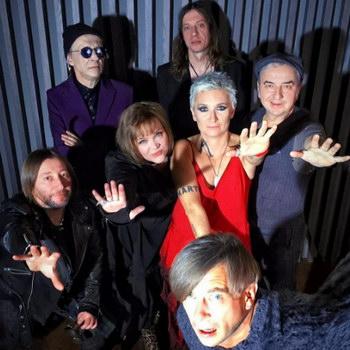 Би-2 вместе с друзьями сняли клип на песню Ильи Кормильцева