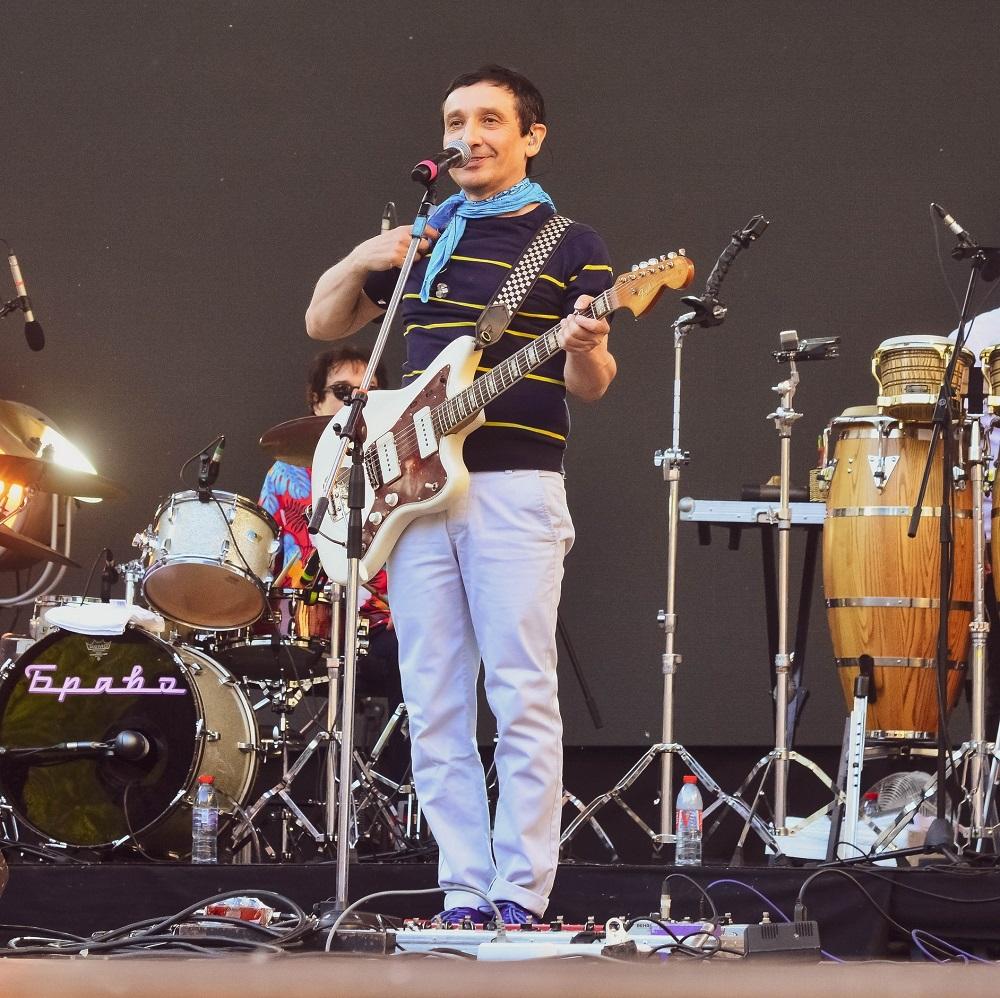 Браво дали первый за полтора года концерт в Москве