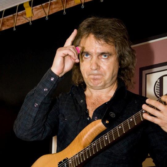 Крематорий лишился гитариста