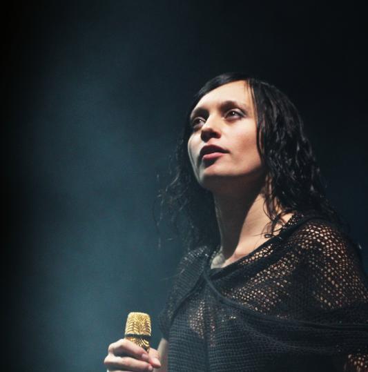 Мара провела 21-й концерт тура «Почувствуй разницу» в столице