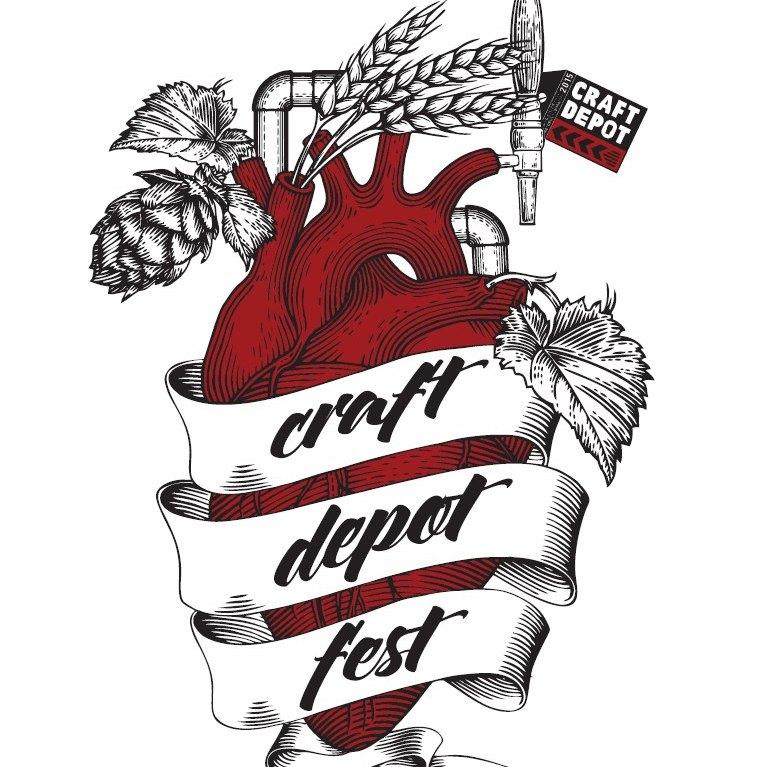 """Radio Чача и Trubetskoy выступили на """"Craft Depot Fest-2018"""""""