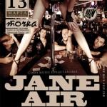 """13 Марта Jane Air презентует в """"Точке"""" новый альбом """"Weekend Wariors"""""""