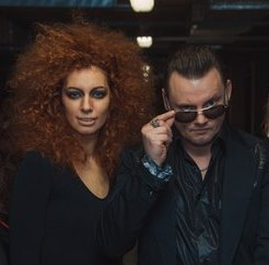 Андрей Князев и Юлия Коган сняли клип на старую песню Короля и Шута