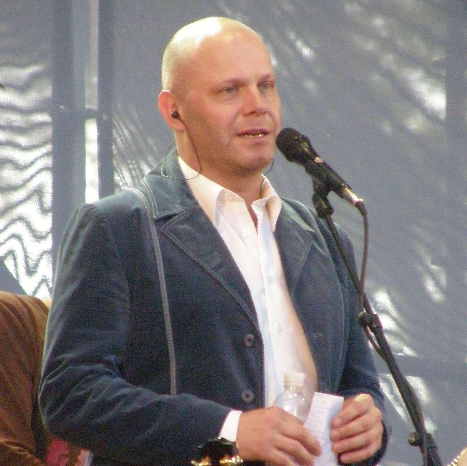 Алексей Кортнев открывает детскую школу искусств