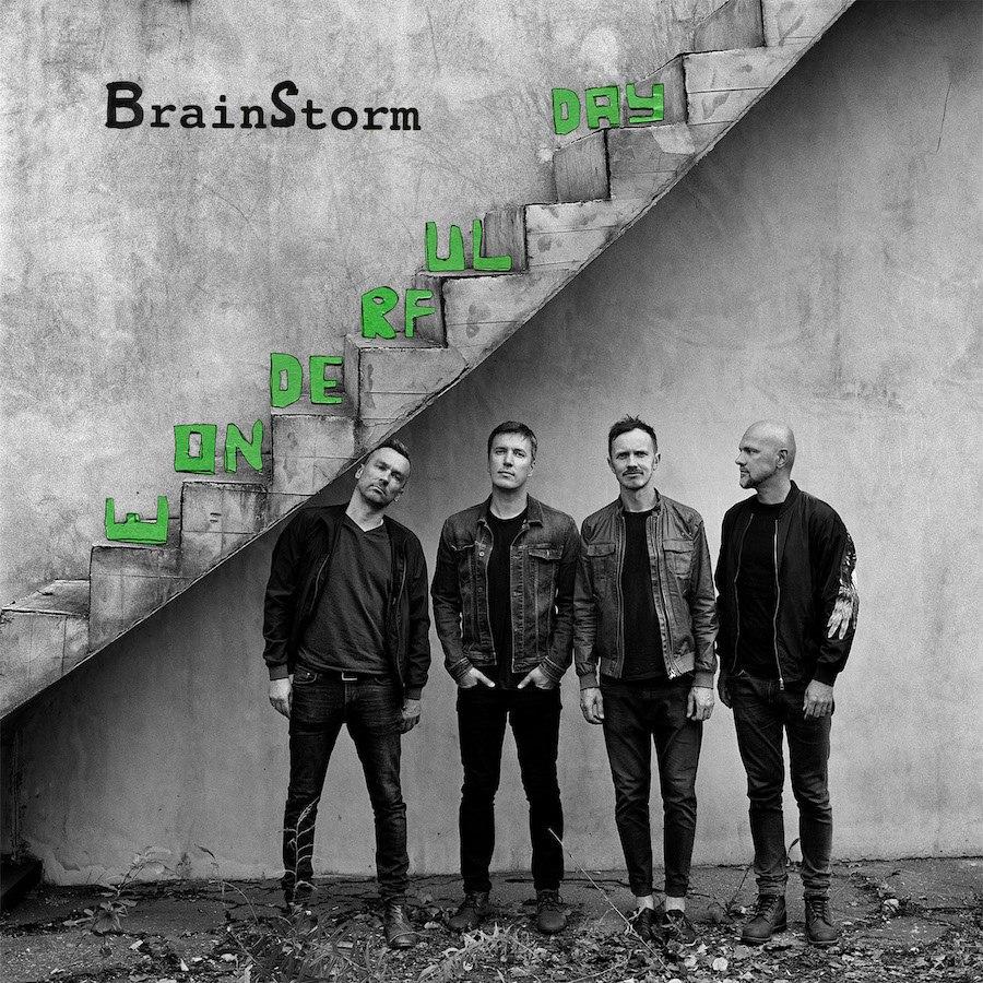 """BrainStorm выпустили альбом """"Wonderful Day"""""""