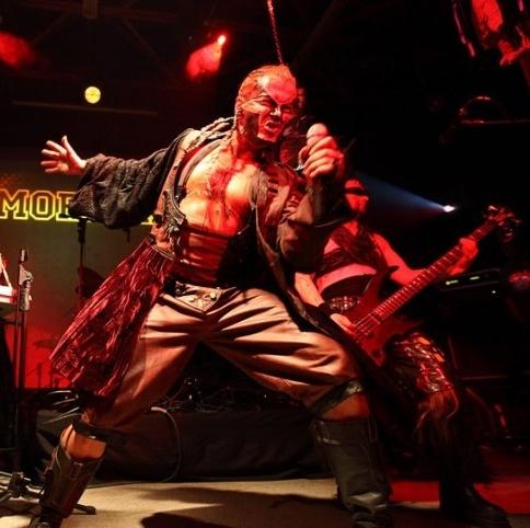 DVD-диск группы Mordor