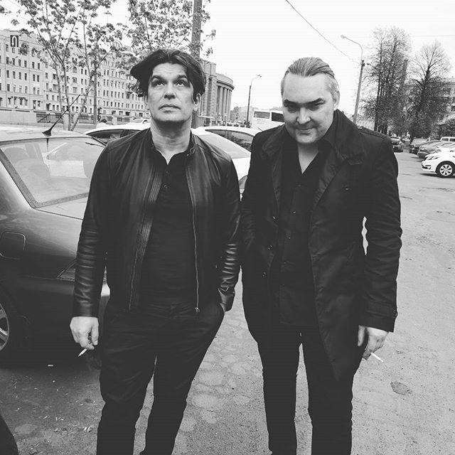 Кукрыниксы записали песню Виктора Цоя с экс-гитаристом Кино