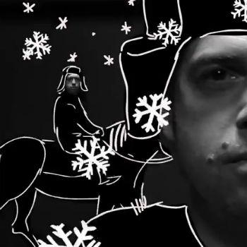 Юрий Шевчук и Сергей Шнуров сняли клип для «Ночлежки»