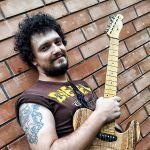 Новый гитарист группы Крематорий