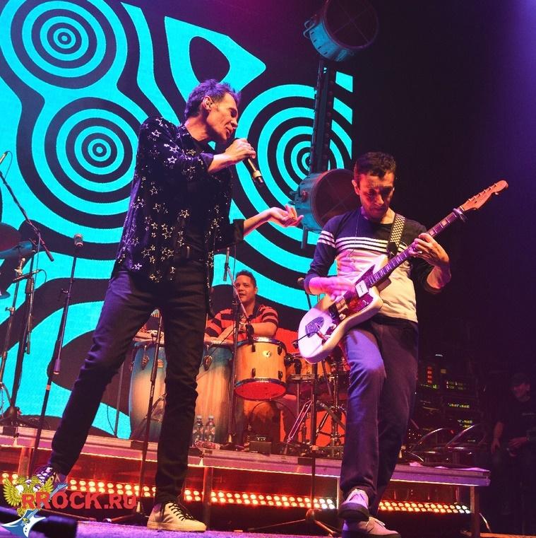 Группа Браво отметила 35-летие редкими песнями и хитами