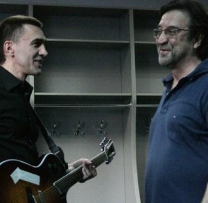 Вячеслав Бутусов и Юрий Шевчук записали песню с группой Сонце-Хмари
