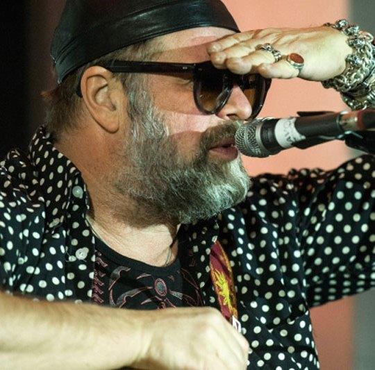 Борис Гребенщиков издаст сборник с песнями 30-40-летней давности