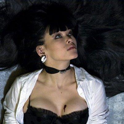 Нападение на вокалистку группы Слот