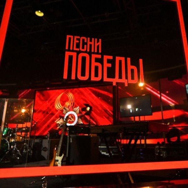 Гарик Сукачёв и Диана Арбенина исполнят песни Победы