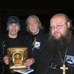 Поздравление от настоятеля Храма Св. Духа Сошествия Игумена Сергия (Рыбко)