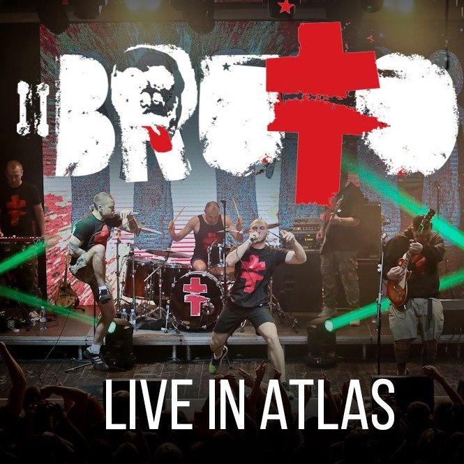 Brutto представили первое официальное концертное видео
