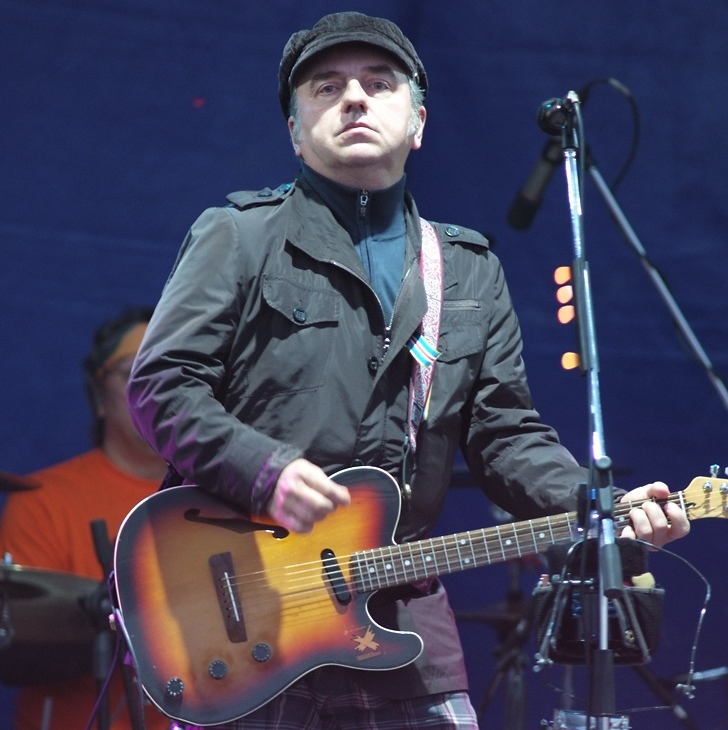 Владимир Шахрин пишет музыку для мультфильма