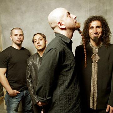 System of a Down возможно выступят на Евровидении-2012
