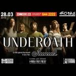 """28 марта Underoath (США) выступит в клубе """"Точка"""""""