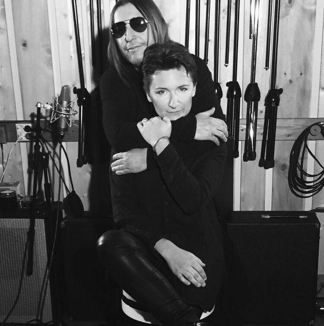 Диана Арбенина записала новую песню с группой Би-2