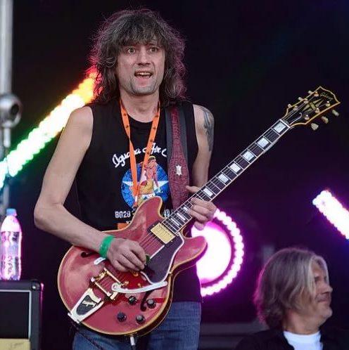 Группа Чиж и Ко сменила гитариста