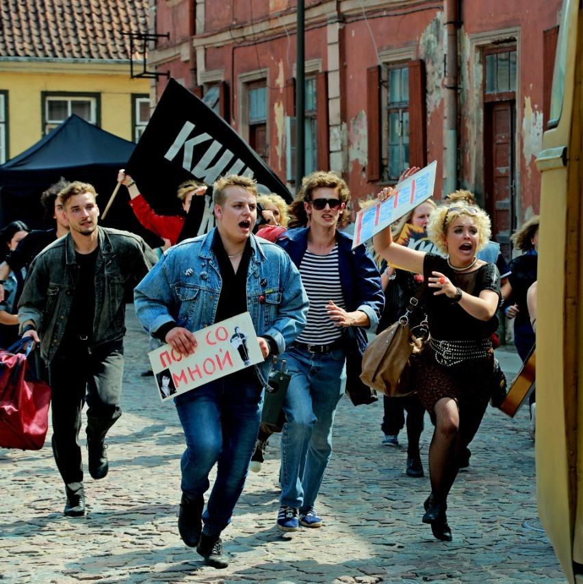 """""""Цой"""": премьера нового фильма Алексея Учителя пройдёт в августе"""