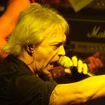 """Фотоотчет с концерта группы Алиса в клубе """"One Rock"""" 27 декабря 2009 г."""