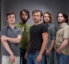 Новый альбом групы Океан Ельзи